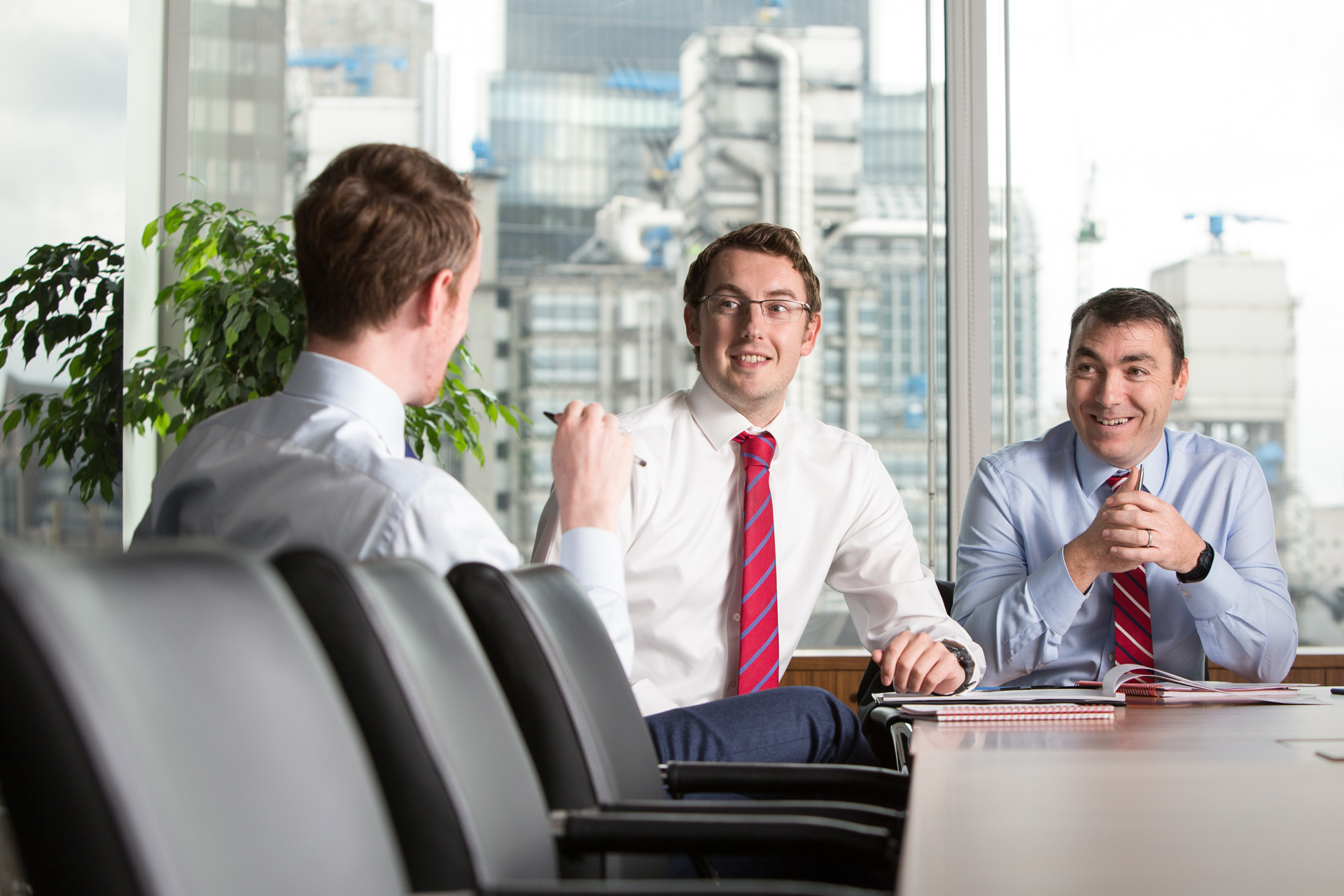 Business reportage photography London