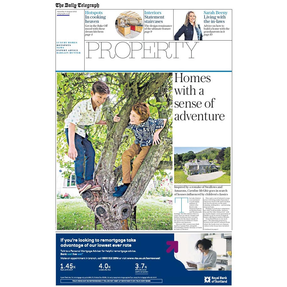 Daily Telegraph photography by Essex editorial photographer Daniel Jones