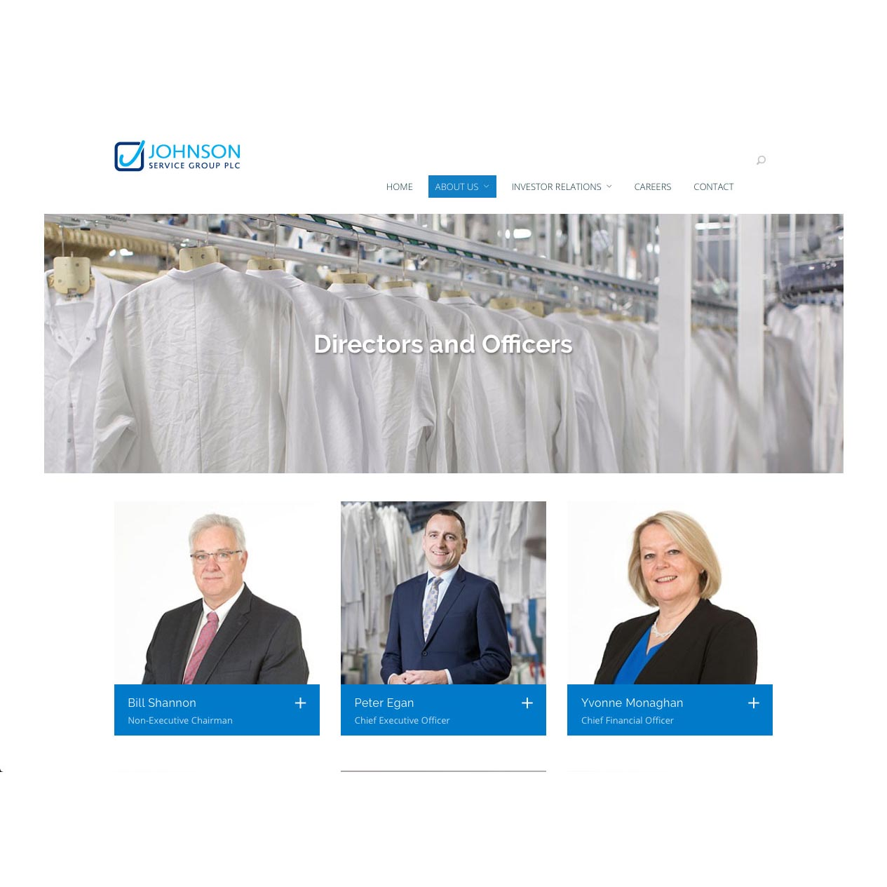 Executive portrait photography by London and Essex photographer Daniel Jones